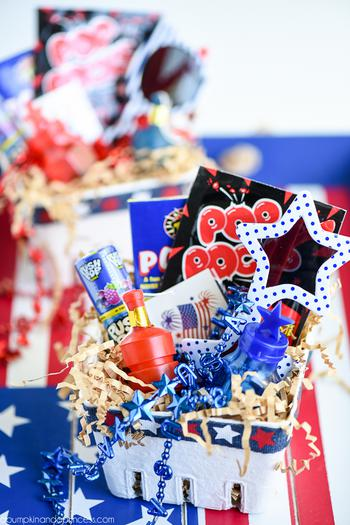 4Th Of July Party Favor Idea