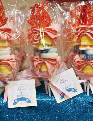 Beauty And The Beast Party Favor Ideas