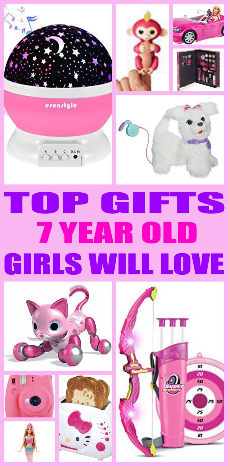 Best Toys Gifts For 7 Year Old Girls : Best gifts year old girls will love