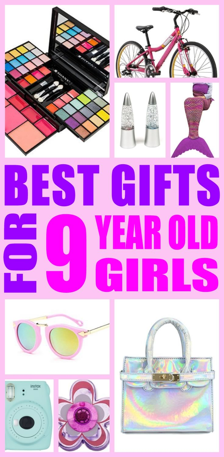 Best Toys For 9 Year Olds : Best gifts year old girls will love
