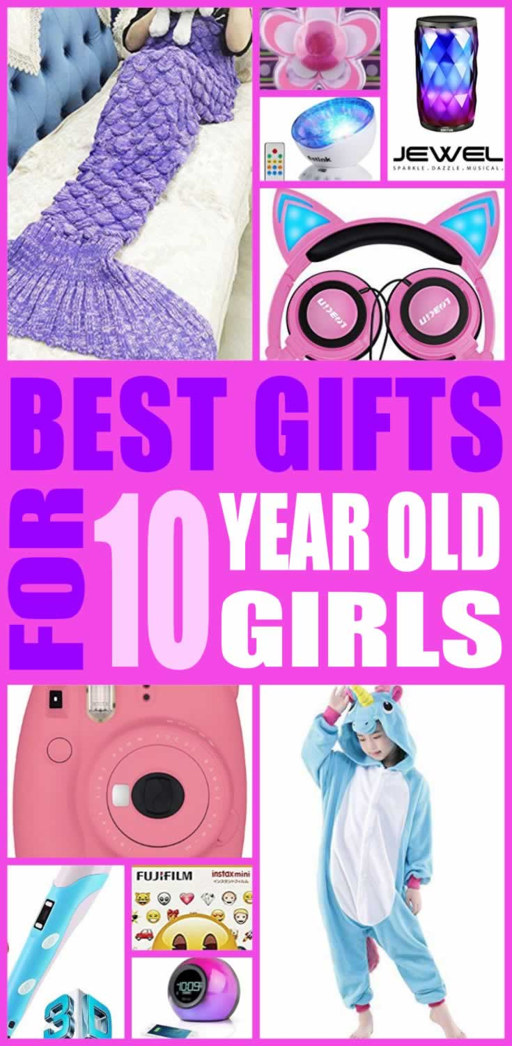 Best Toys Gifts For 10 Year Old Girls : Best gifts for year old girls