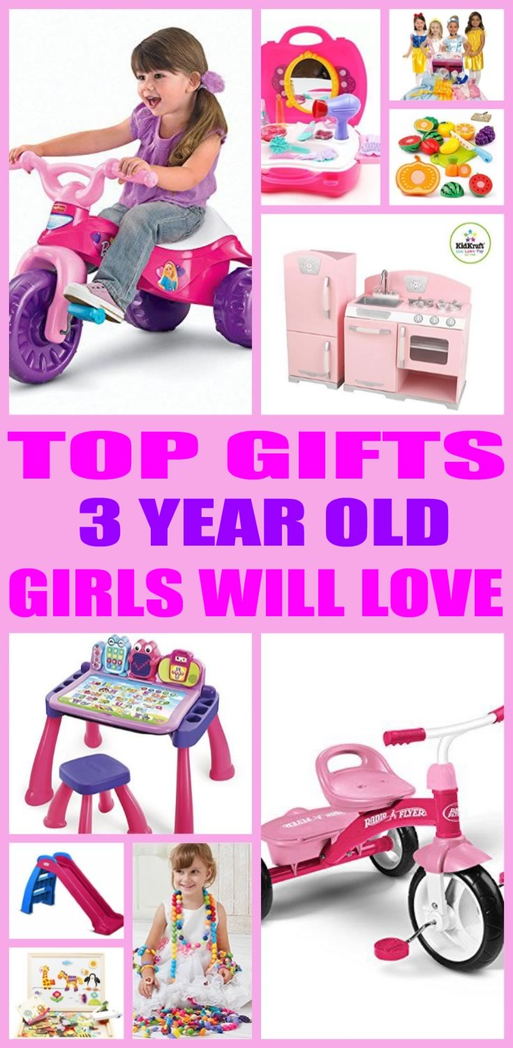 Best Toys Gifts For 3 Year Old Girls : Best gifts for year old girls