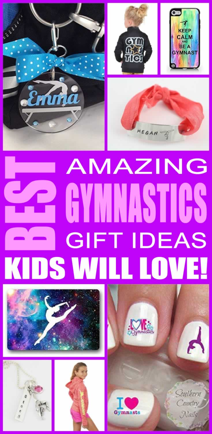 Best Gymnastics Gifts Kids Will Love