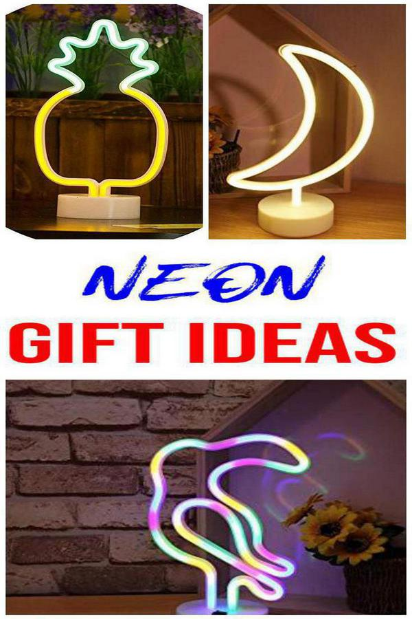 Best Neon Gift Ideas