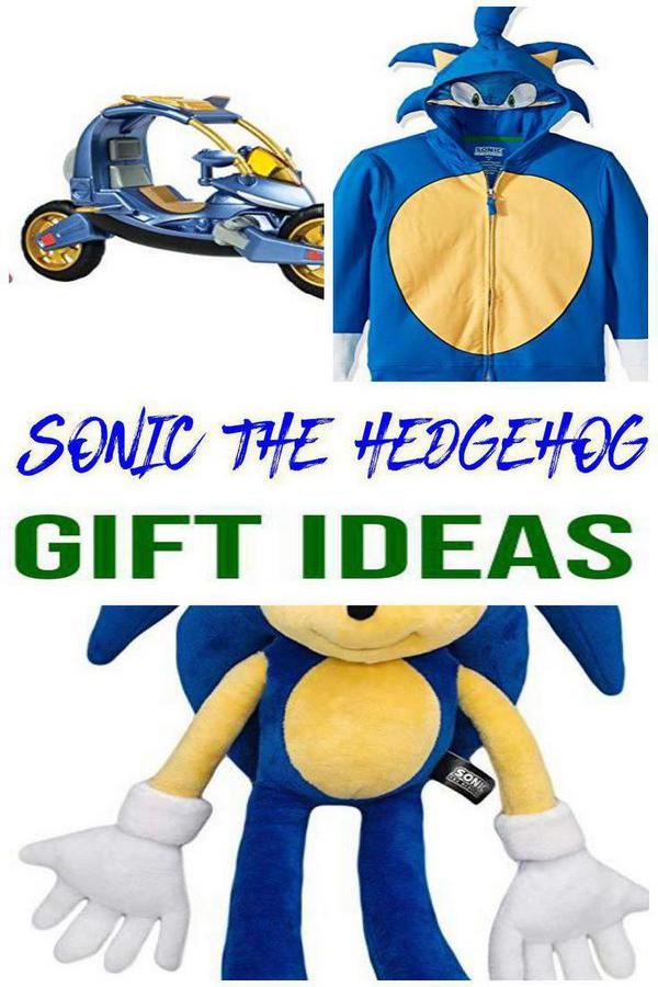 Sonic The Hedgehog Party Ideas