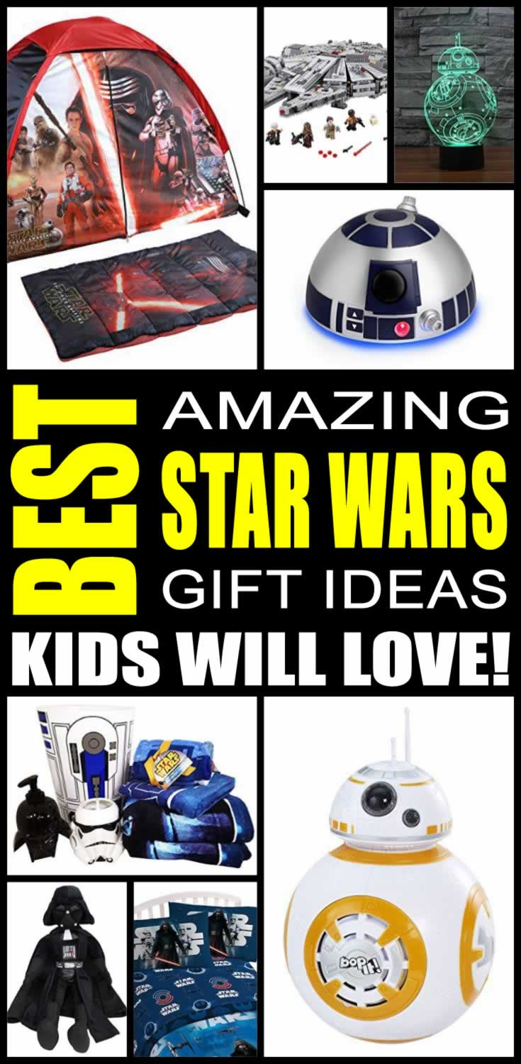 Best Star Wars Toys And Gifts : Best star wars gifts kids will love