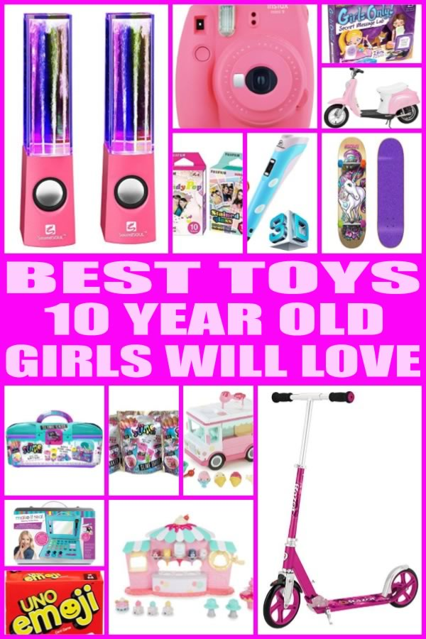 Best Toys Gifts For 10 Year Old Girls : Best toys for year old girls