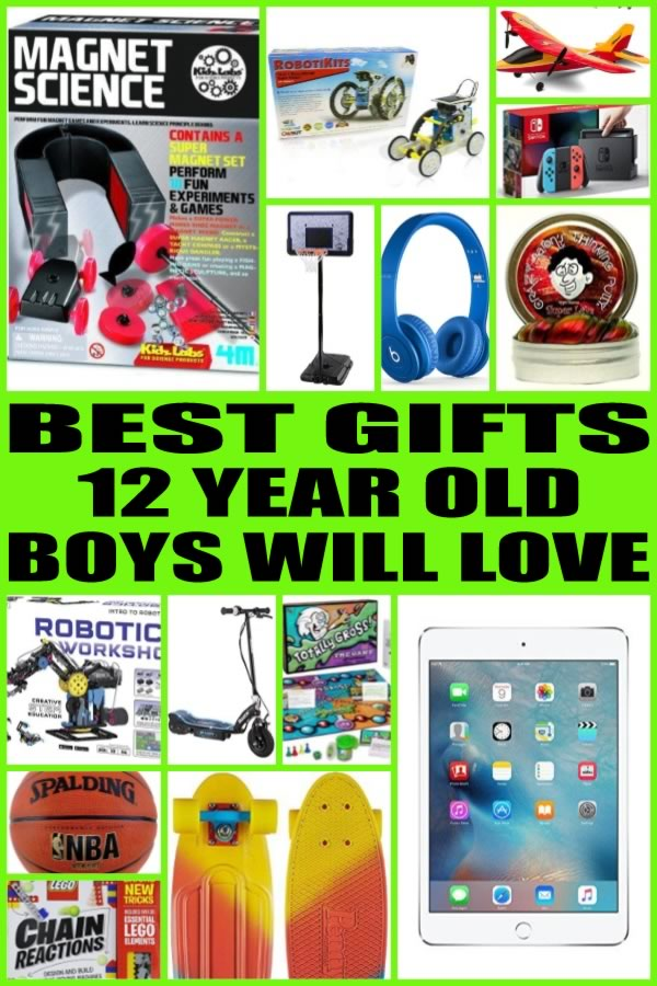 Toys For 12 Year Olds : Best toys for year old boys