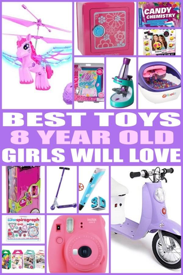 Top Toys For 8 Years : Best toys for year old girls