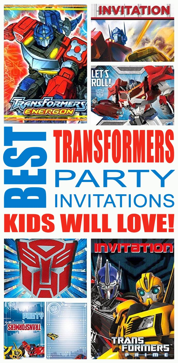 Party Invitations Kids Will Love
