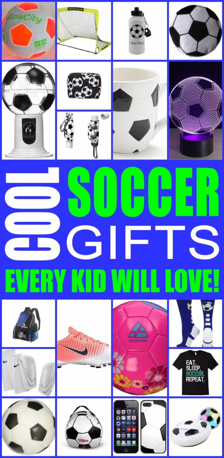 6c1567eb7db Cool Soccer Gifts Every Kid Will Love