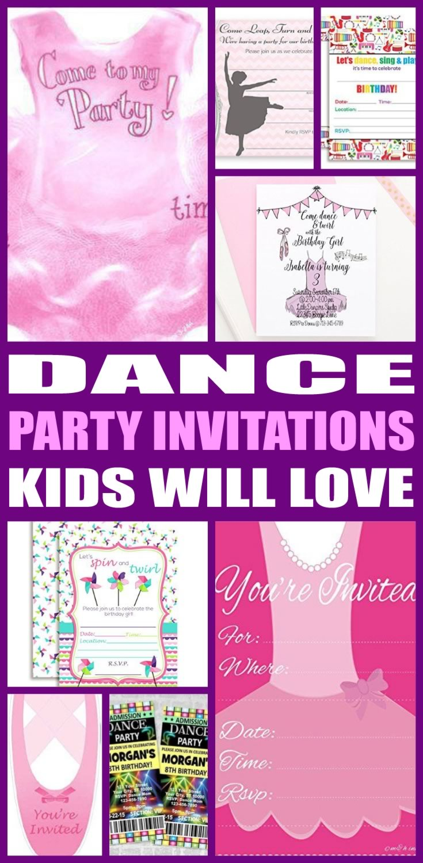 Dance Party Ideas