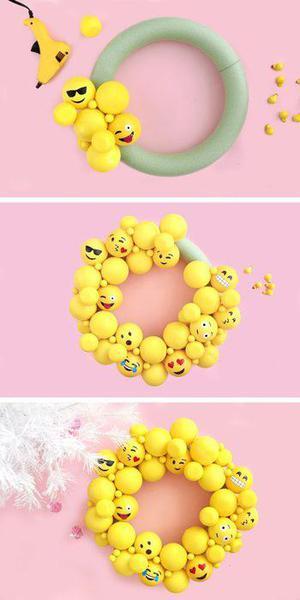 Emoji Birthday Party Decorations