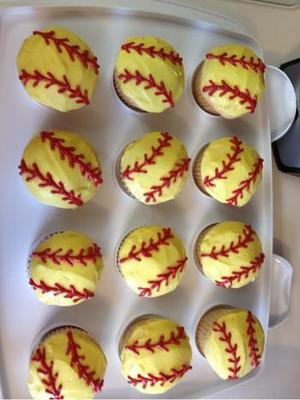 Girls Softball Party Favor Ideas