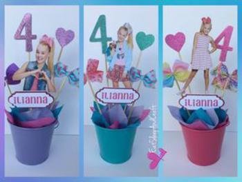 Diy Jojo Siwa Party Decorations