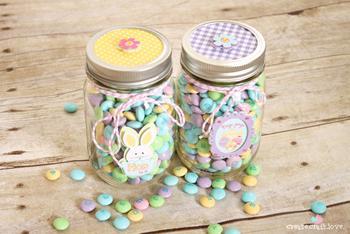 Mason jar gifts for easter edible mason jar gift negle Image collections