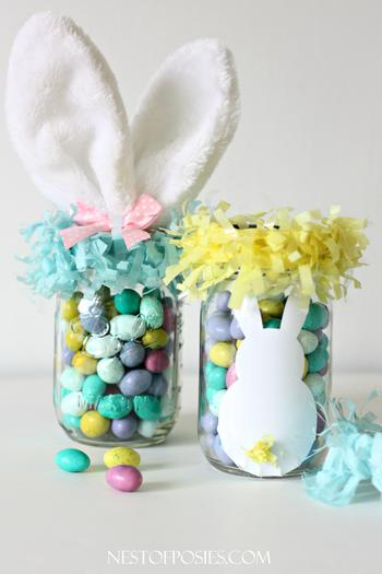 Mason jar gifts for easter mason jar gift treat negle Image collections