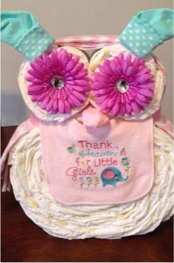 Owl Baby Shower Favors