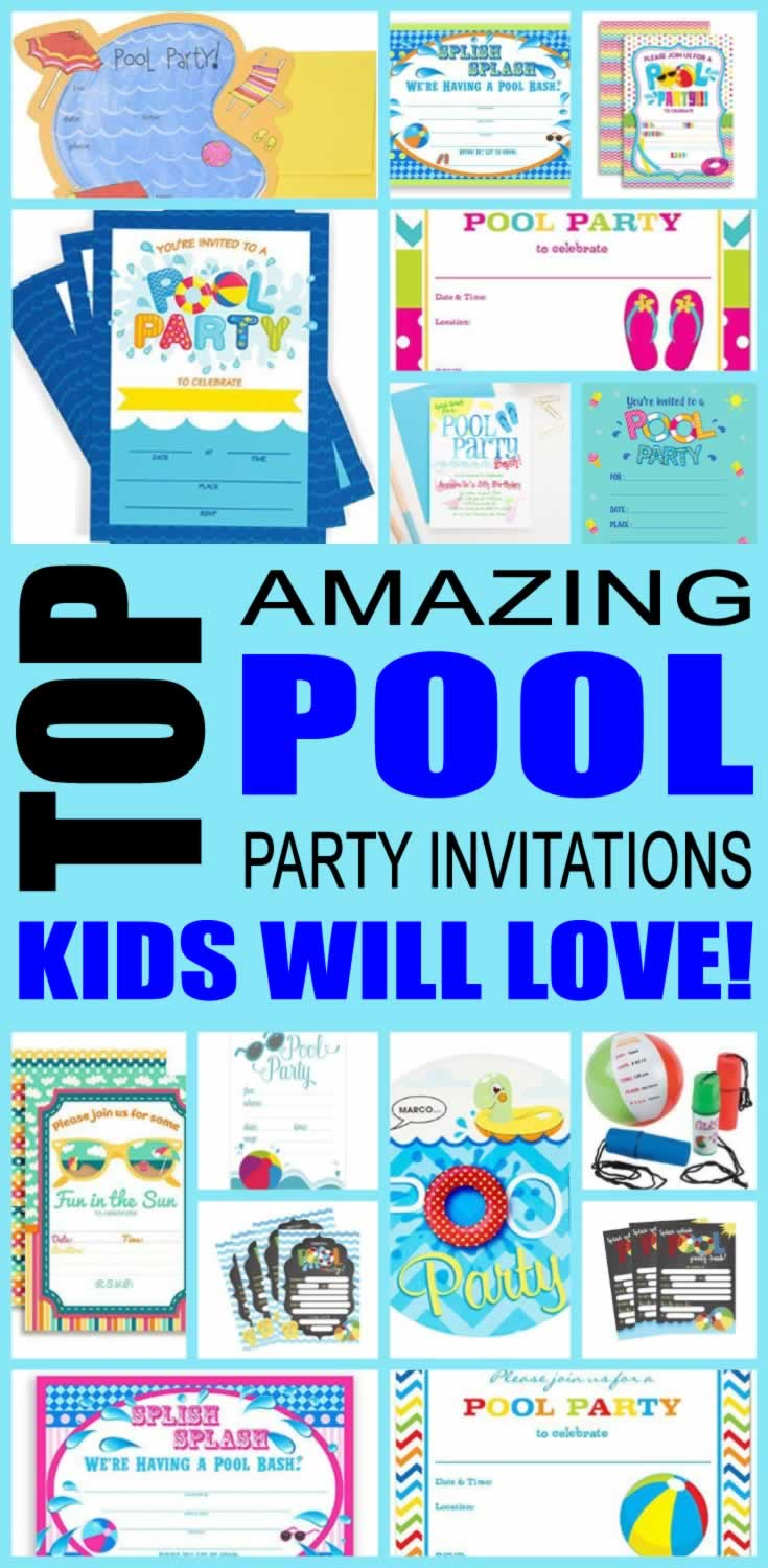 Party Invitation Ideas