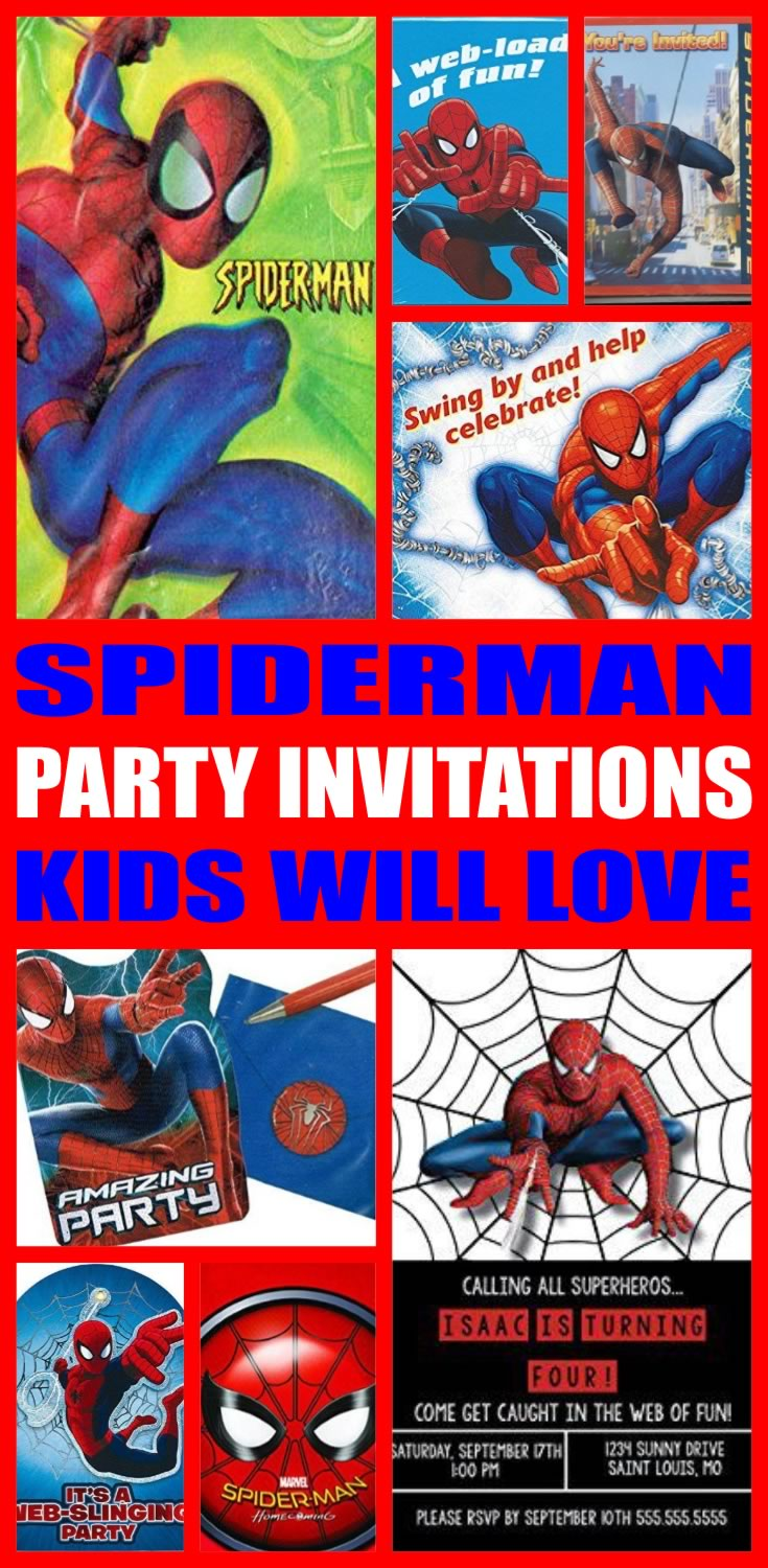 Party Invitations
