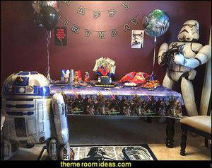Star Wars Decoration Ideas
