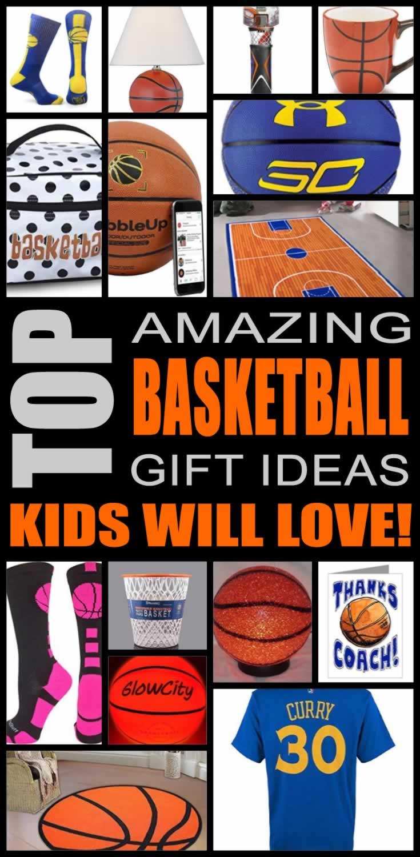 e4a54040d2c Top Basketball Gifts Kids Will Love