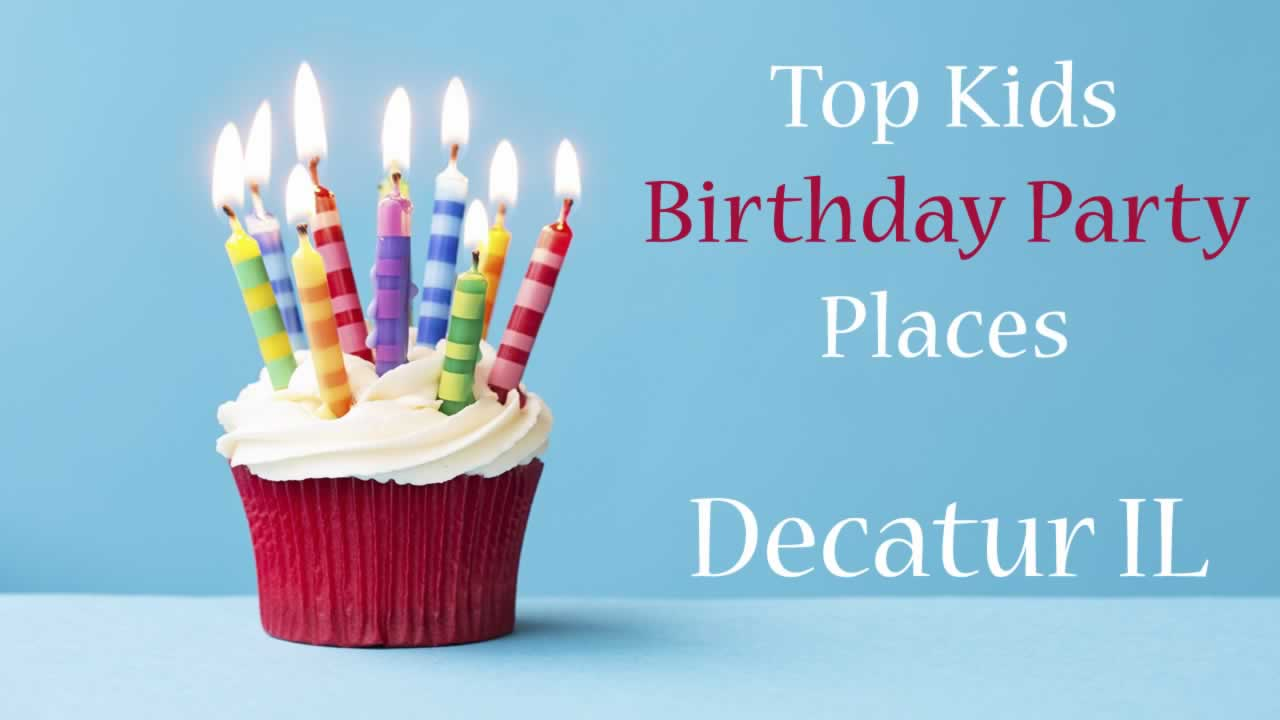 Places To Have An Kids Birthday Party In Feburary