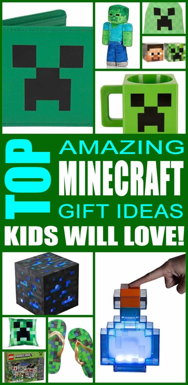 Top Minecraft Gifts Kids Will Love
