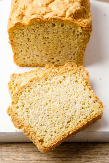 Low Carb Almond Flour Keto Bread