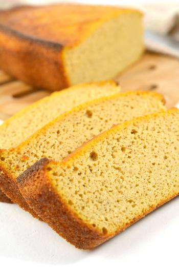 Low Carb Pumpkin Spice Bread